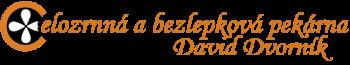 Celozrnná a bezlepková pekárna David Dvorník